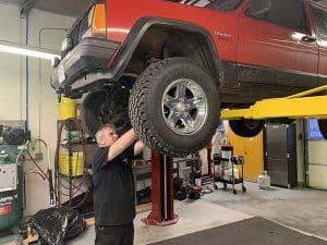 Mechanic Repair Shop in Colorado Springs