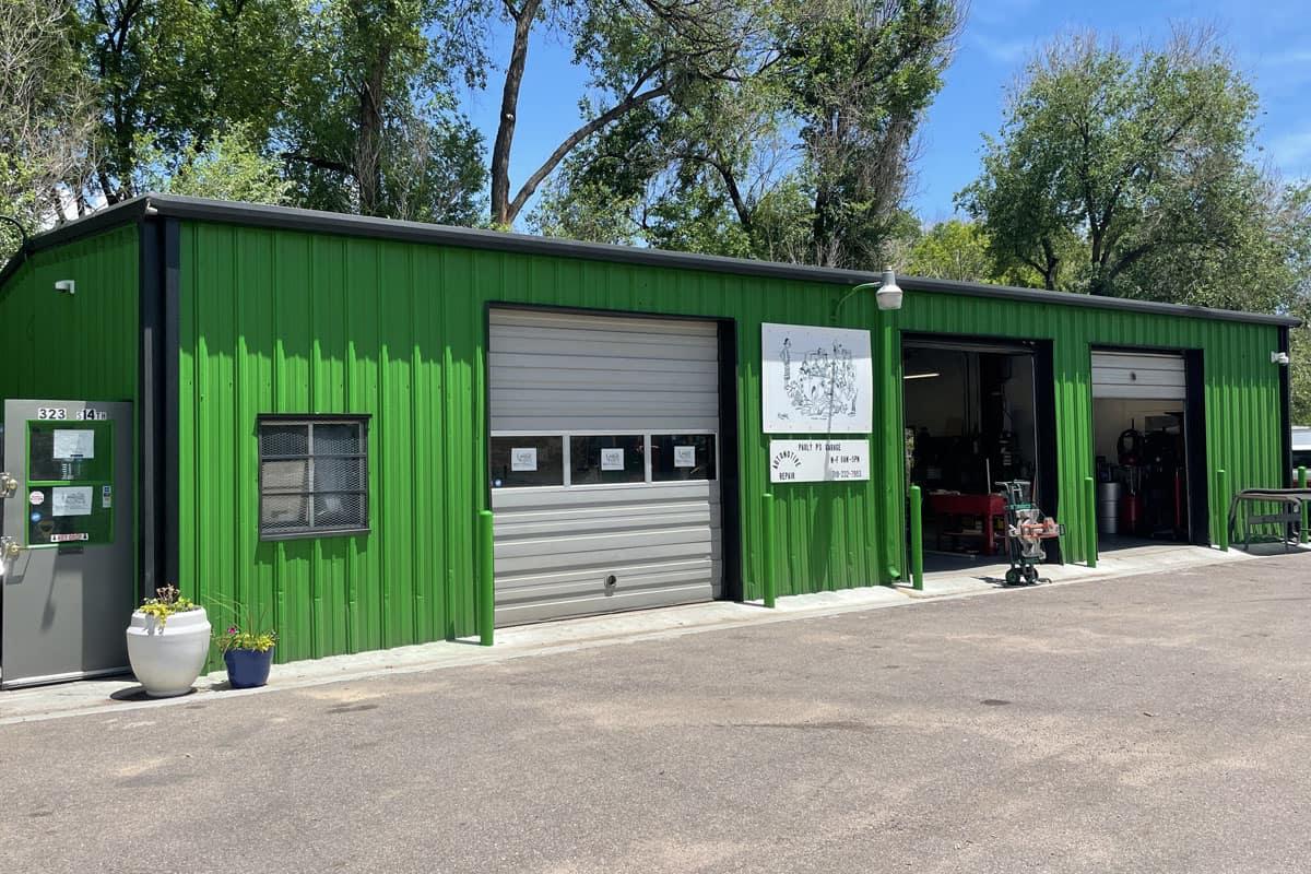 Pauly P's Garage, Local Mechanic Shop in Colorado Springs